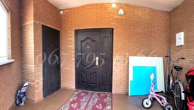 ЦЕНТР!!! КИРПИЧНЫЙ дом 160 м2 с ГАРАЖОМ и МЕБЕЛЬЮ на 8,5 сотках земли Борисполь - изображение 3