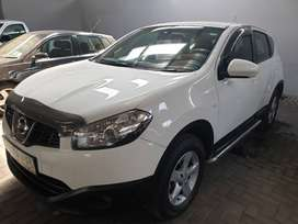 =2012 Nissan Qashqai 1.5DCI-Accenta-Well maintained-Only R139900