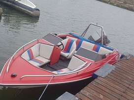 Bow Rider speed boat & Seadoo Jetski  for sale