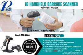 New Barcode Scanners