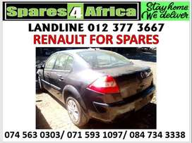 Renault for spares