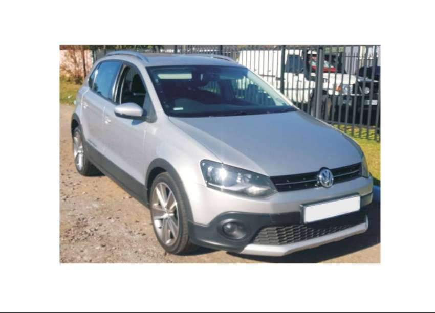 2013 VW Polo 1.6 Tdi Cross ---do not miss this 1!!! 0