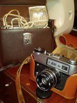 Фотоаппарат ФЭД-5В+фотоспышка