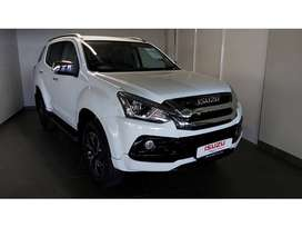 ISUZU  mu-X 3.0 4X4 AT