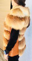 Жилетка лиса