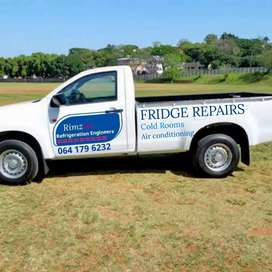 FRIDGE REPAIRS, COLD ROOMS AND AIR CONDITIONERS