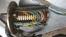 koparka mecalac 12 mxt obrotnica elektryczna sztos kolumna obrotu 26