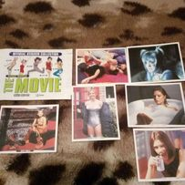 Наклейки стикеры к журналу не Панини Panini (The movie) Spice girl