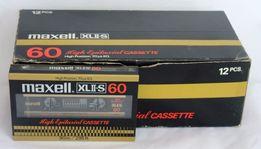Касета, аудио кассета Maxell XLII-S 60 1980-82р