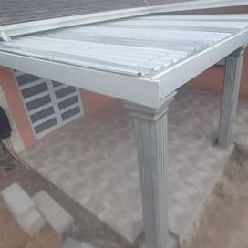 Carports and carports at affordable prices