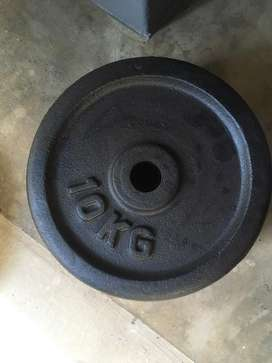 Weight Plates on Special (Limited)