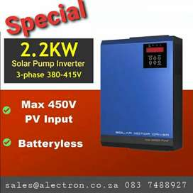 Solar MPPT Water pump Inverter