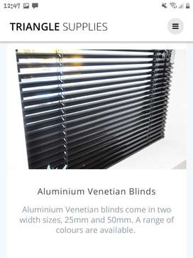 Blinds by Triangle Supplies!