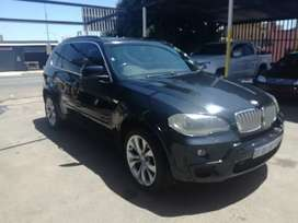 2008 BMW X5 4.8I Automatic leather interior sunroof
