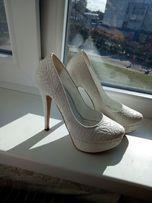Свадебные туфли 36р.