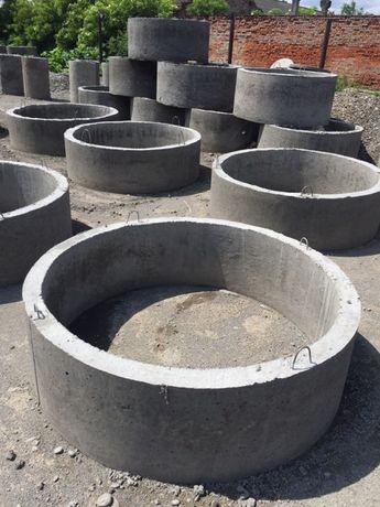 Кільця залізо-бетонні
