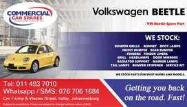 VW Beetle Parts and Spares For Sale.