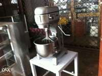Image of Doug mixing machine 20ltr 250kg working