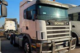 2005 SCANIA R480hp v8 TRUCK TRACTOR ON SALE