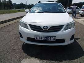 2010 toyota corolla 1.6 professional 159 000km manual for sale