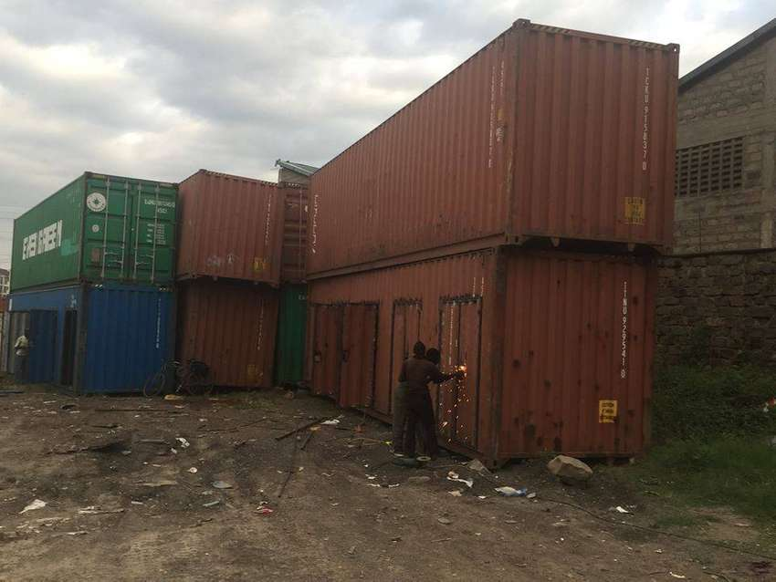 Shipping Containers 40ft 0