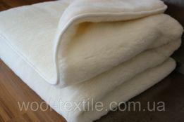Одеяло из овчины двухслойное, все размеры