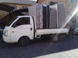 Removal transport available for hire