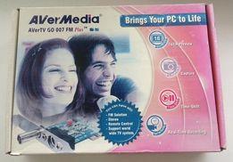 TV tuner AverTV Go 007 FM Plus
