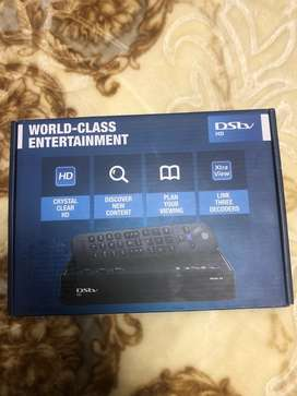 DSTV Decoder New