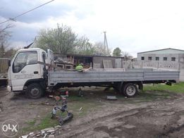 Продам JAC-1020 6 метров кузов