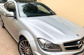 C63 Coupe with Performace Package