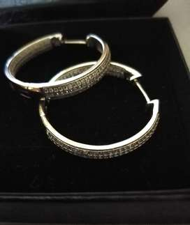 Sterling Silver Earings for sale