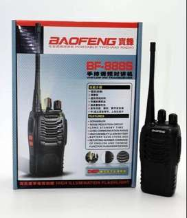 BAOFENG TWO-WAY RADIO'S -TWO CHARGERS PLUS TWO RADIOS FOR SALE