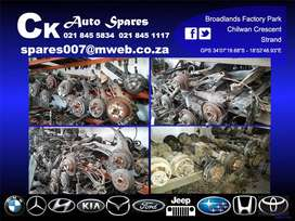 Front suspensions  for sale for most vehicles make and models.