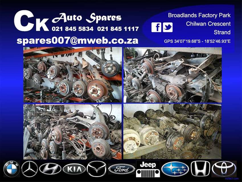 Front suspensions  for sale for most vehicles make and models. 0