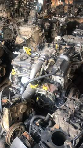 We are currently selling ZD30 ENGINE GOOD CONDITION