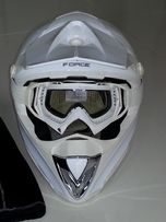 Kask FORCE thor roz. L 60 cm