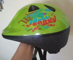 Sprzedam kask dziecięcy na rower/rolki/deskorolkę/hulajnoge