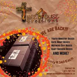 Treehouse Creations Boxes