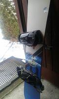 Snowboard deska 145 cm