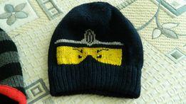 Демисезонная шапка Нинзяго р.50-52