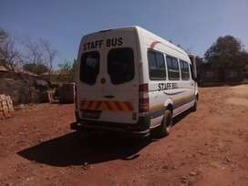 I am selling Merc sprinter bus
