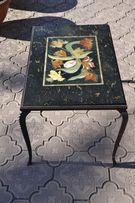 Столик 1940-50 гг. камень, литьё, венецианская мозаика