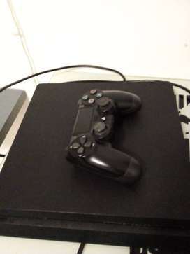 PS4 slim for sale 1TB with 3 games