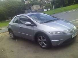 2007 Honda Civic 1.8 leather seat
