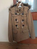 Płaszcz płaszczyk beżowy tally weil