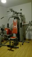 Atlas Treningowy Global Gym BH Fitness G152X