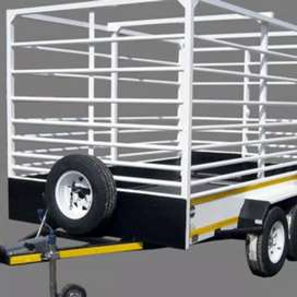 Utility trailer on lay buy 70% dep and pay the rest of.any trailer.