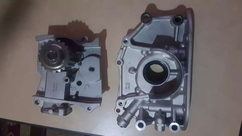 Mazda 323 oil and water pump 0