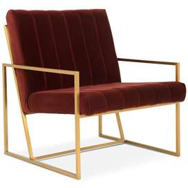 Channel Tufted Chair